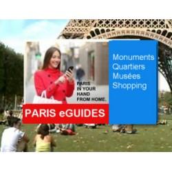 Paris eGuides en videos