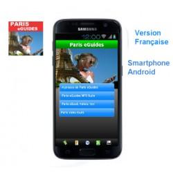 Paris eguides Android Fr