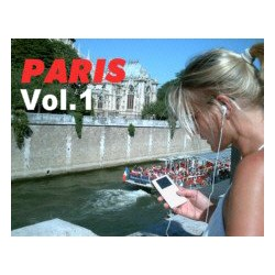 Paris Audio Guide vol.1 Eng